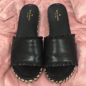 Kate Spade Zahara Sandal Slides size 10